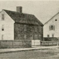 Roger Sherman completed building his house.