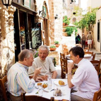 Cruising the Mediterranean with Jacques Pépin, by Jane Sigal